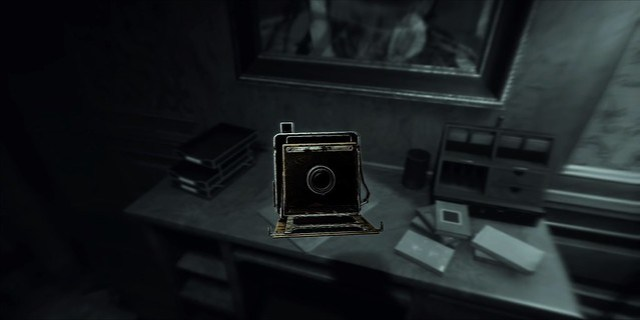 Layers of Fear 2 - The Camera