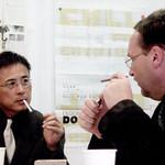 Prof. Cheng Neng Kuan Michael Erlhoff, Shih Chien University Taipei 2004