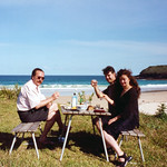 Michael Erlhoff Tim Marshall Simone Douglas Gold Coast Australien Nov 2000