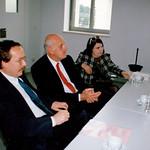 Michael Erlhoff, Richard Sapper Laurence Loewy Hamburg 1992