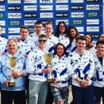Salvamento, Amici Nuoto Riva vincenti nelle prove oceaniche