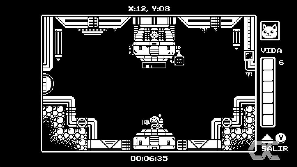 Gato Roboto- Overcluster 04