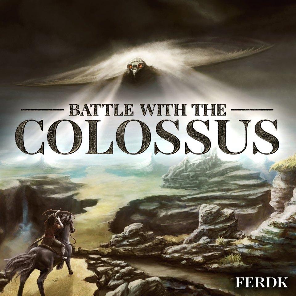 Kampf mit dem Koloss-Album