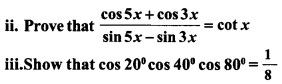 HSSlive Plus One Maths Chapter Wise Previous Questions Chapter 3 Trigonometric Functions 48