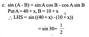 HSSlive Plus One Maths Chapter Wise Previous Questions Chapter 3 Trigonometric Functions 31