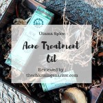 Utama Spice Acne Treatment Oil : Acne Free, The Natural Way