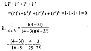 HSSlive Plus One Maths Chapter Wise Previous Questions Chapter 5 Complex Numbers and Quadratic Equations 28