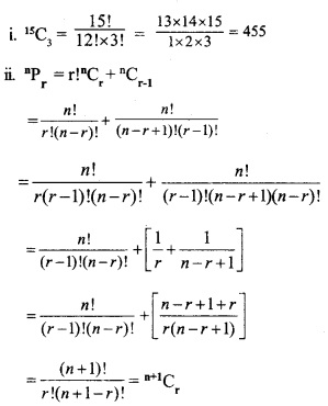 HSSlive Plus One Maths Chapter Wise Previous Questions Chapter 7 Permutation and Combinations 25