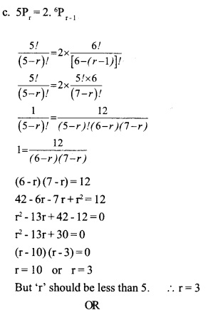 HSSlive Plus One Maths Chapter Wise Previous Questions Chapter 7 Permutation and Combinations 3