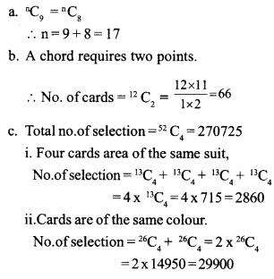 HSSlive Plus One Maths Chapter Wise Previous Questions Chapter 7 Permutation and Combinations 4