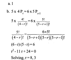 HSSlive Plus One Maths Chapter Wise Previous Questions Chapter 7 Permutation and Combinations 6