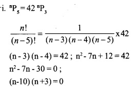 HSSlive Plus One Maths Chapter Wise Previous Questions Chapter 7 Permutation and Combinations 11