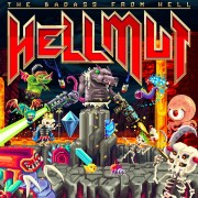 Thumbnail of HELLMUT: THE BADASS FROM HELL on PS4