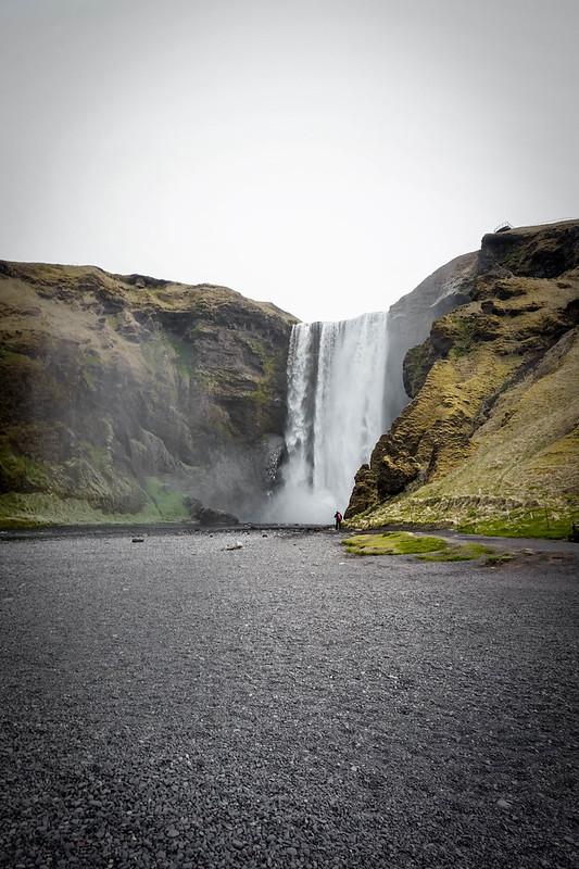 Skógafoss Islanti