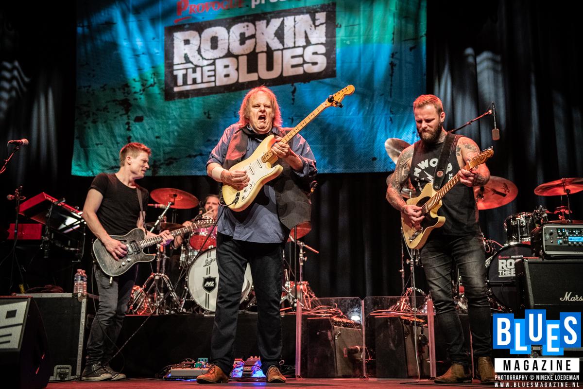 Walter Trout - Jonny Lang - Kris Barras @ Rockin' The Blues Festival 2019-8