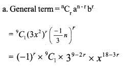 HSSlive Plus One Maths Chapter Wise Previous Questions Chapter 8 Binomial Theorem 15