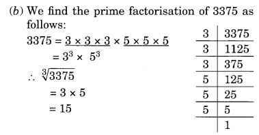 Cubes and Cube Roots NCERT Extra Questions for Class 8 Maths Q4.1