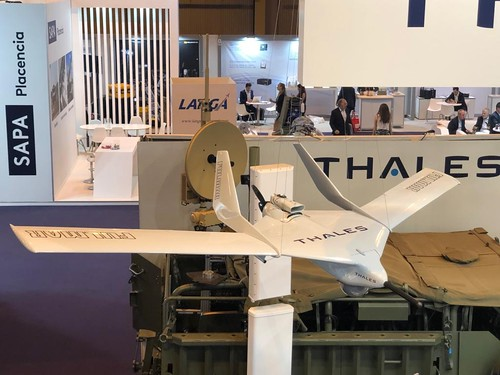 UAV FULMAR de THALES