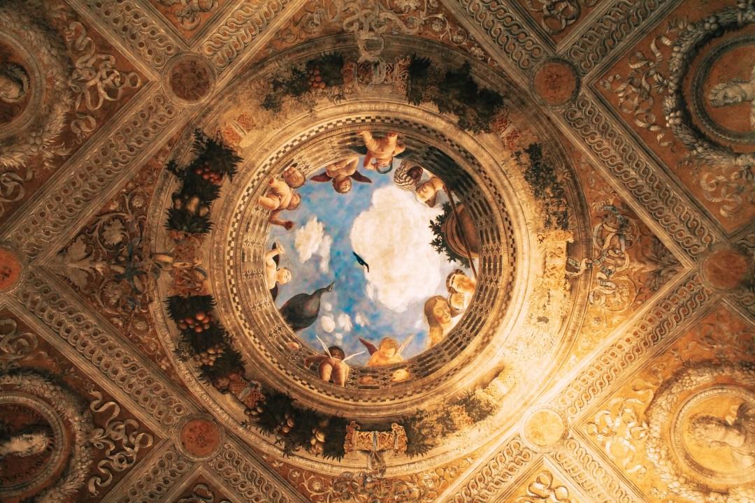 Camera degli Sposi, Mantova