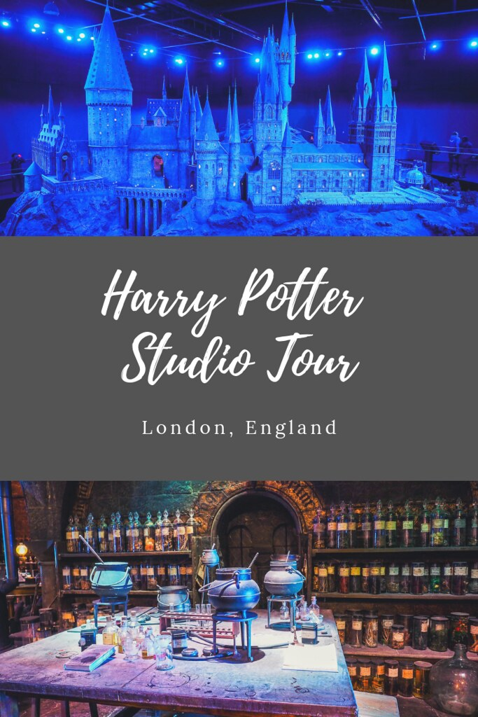 If you're a fan of Harry Potter, you have to visit the Studio Tour in London. You get to experience the sets, props, costumes and go behind the scenes of the digital effects. If you're visiting the UK, this is a must see! #HarryPotter #Hogwarts #StudioTour #London #England #UnitedKingdom