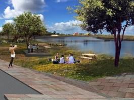El Ayuntamiento de la Villa de Moya potenciará el espacio natural de Trujillo con una nueva zona de ocio al aire libre