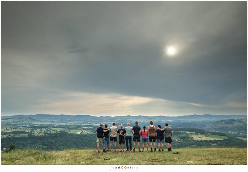 In de zomer van 2017 was het licht niet zo bijzonder als het had kunnen zijn. Dat kan gebeuren. Maar gelukkig is er voldoende uitwijkmogelijkheden op de heuveltop.