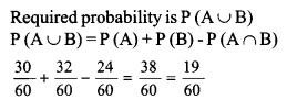 HSSlive Plus One Maths Chapter Wise Previous Questions Chapter 16 Probability 14