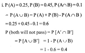 HSSlive Plus One Maths Chapter Wise Previous Questions Chapter 16 Probability 11