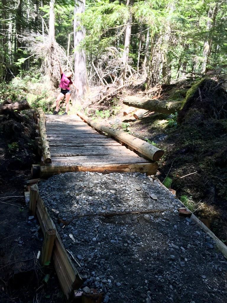 20190527_Olympic_Slab Camp Trail bridge_by Karen Holtrop
