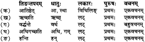 RBSE Solutions for Class 12 Sanskrit Chapter 3 मानवधर्मः 6