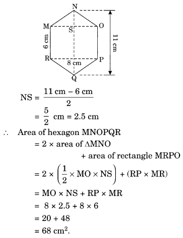Mensuration NCERT Extra Questions for Class 8 Maths Q15.2