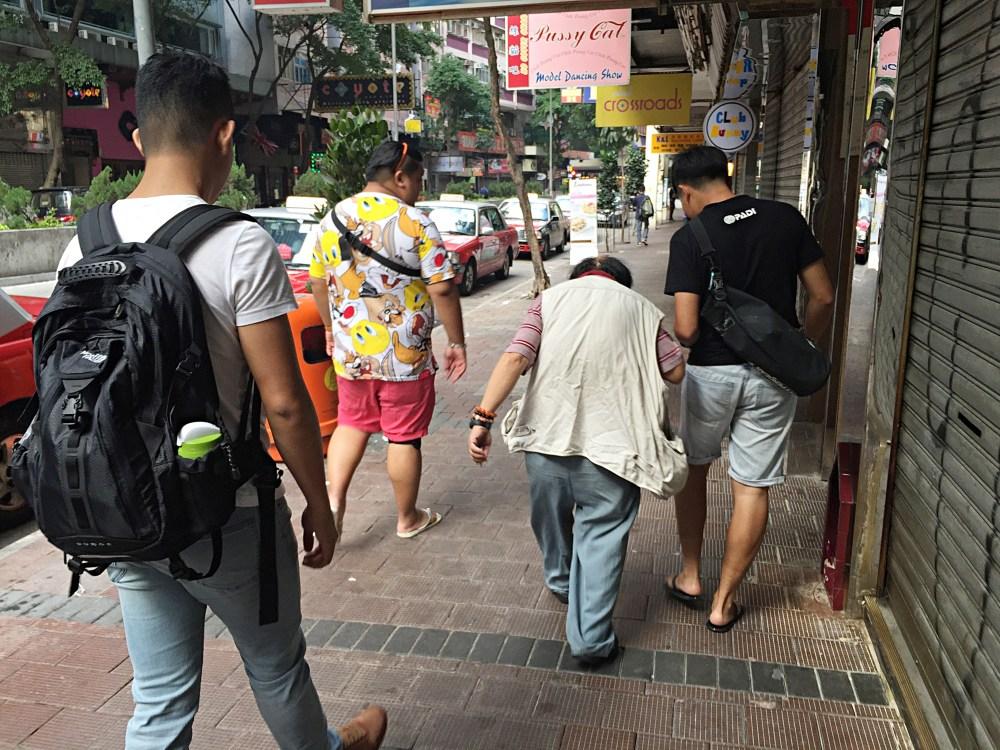 5 Nov 2015: Lockhart Road | Wan Chai, Hong Kong