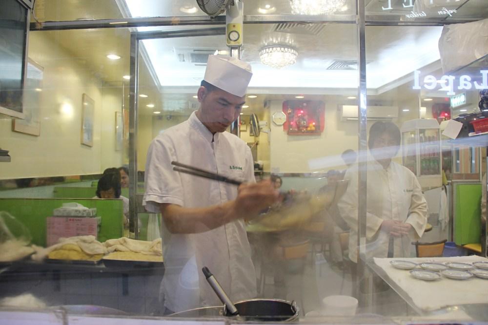5 Nov 2015: Mak's Noodle @ Wellington Street | Central, Hong Kong