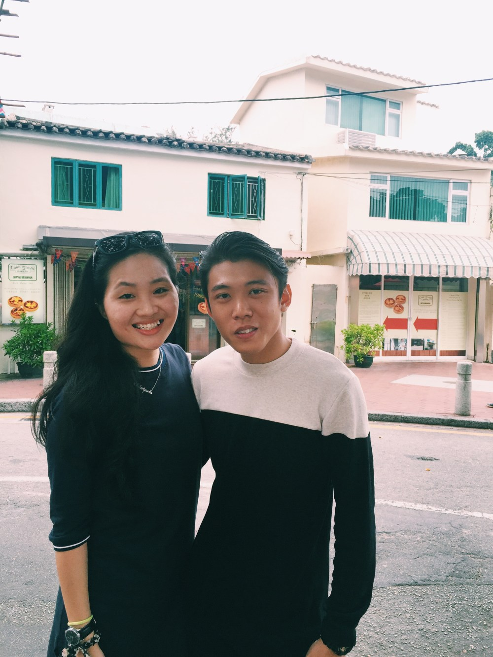 6 Nov 2015: Coloane Village | Macau, China
