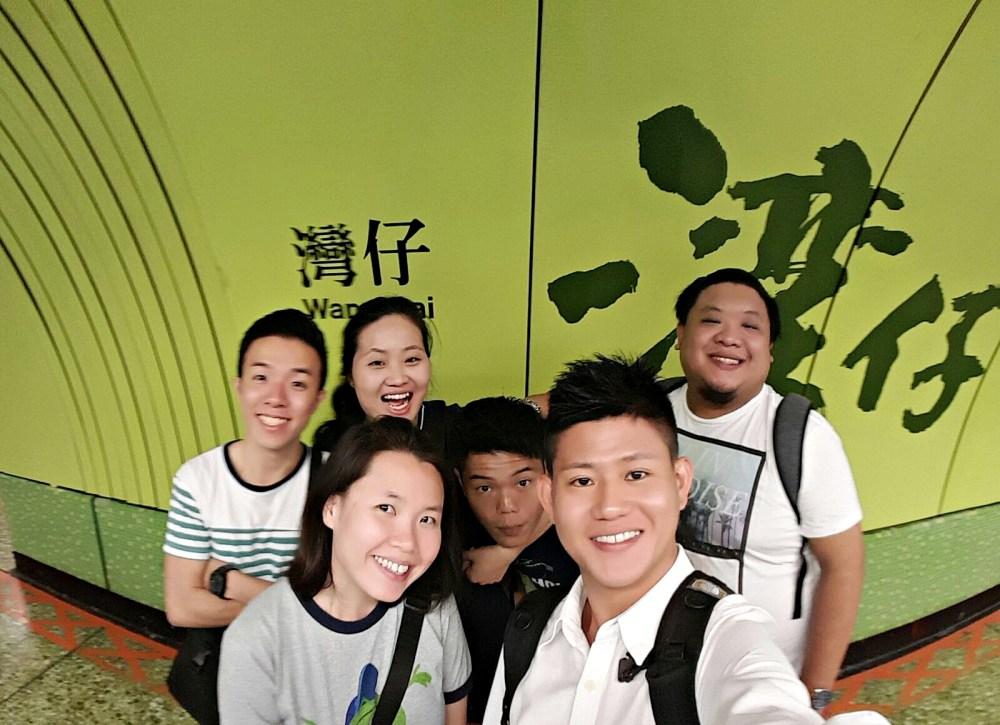 6 Nov 2015: Wan Chai | Hong Kong, China