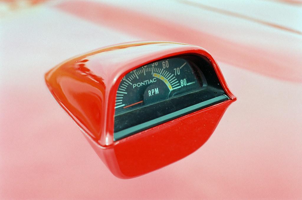 Pontiac RPMs