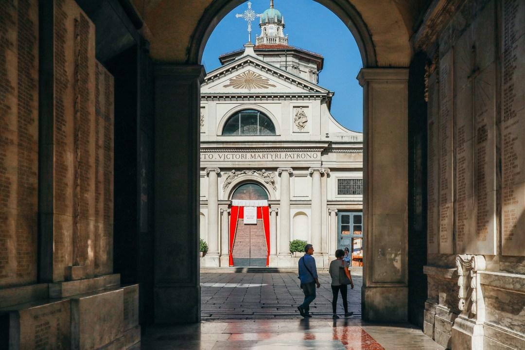Arco Mera, Varese