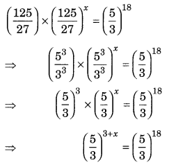 Exponents and Powers Class 8 Extra Questions Maths Chapter 12 Q13.1