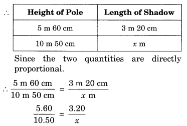 NCERT Solutions for Class 8 Maths Chapter 13 Direct and Inverse Proportions Q9