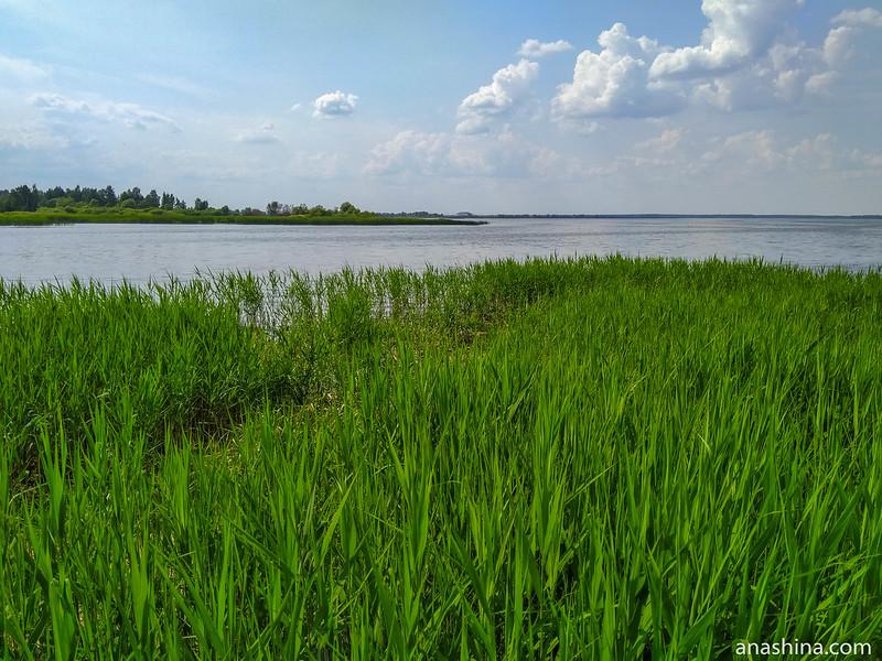 На Иваньковском водохранилище