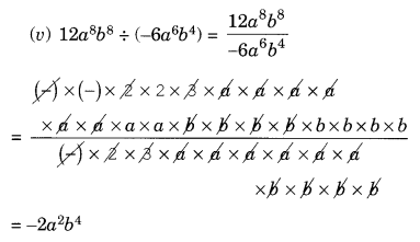 NCERT Solutions for Class 8 Maths Factorisation Ex 14.3 Q1.1