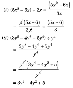 NCERT Solutions for Class 8 Maths Factorisation Ex 14.3 Q2