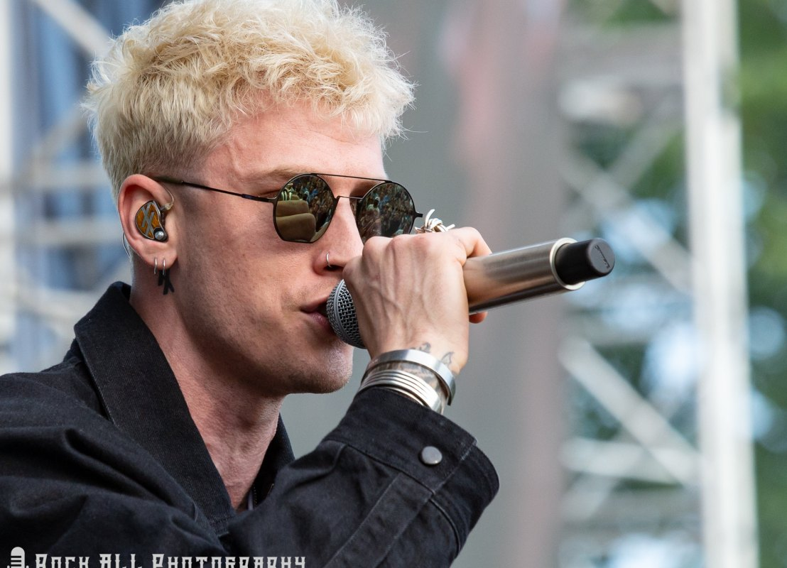 Machine Gun Kelly - Bunbury Music Festival 2019 Day 1