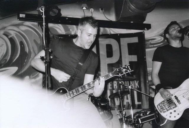 one band, one shot: Templeton Pek