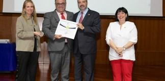 El SCS, reconocido por la ULPGC por su colaboración en las prácticas estudiantiles