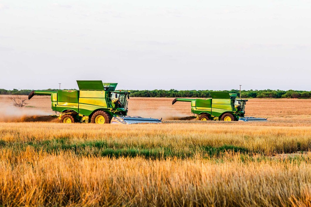 High Plains Harvesting 2019