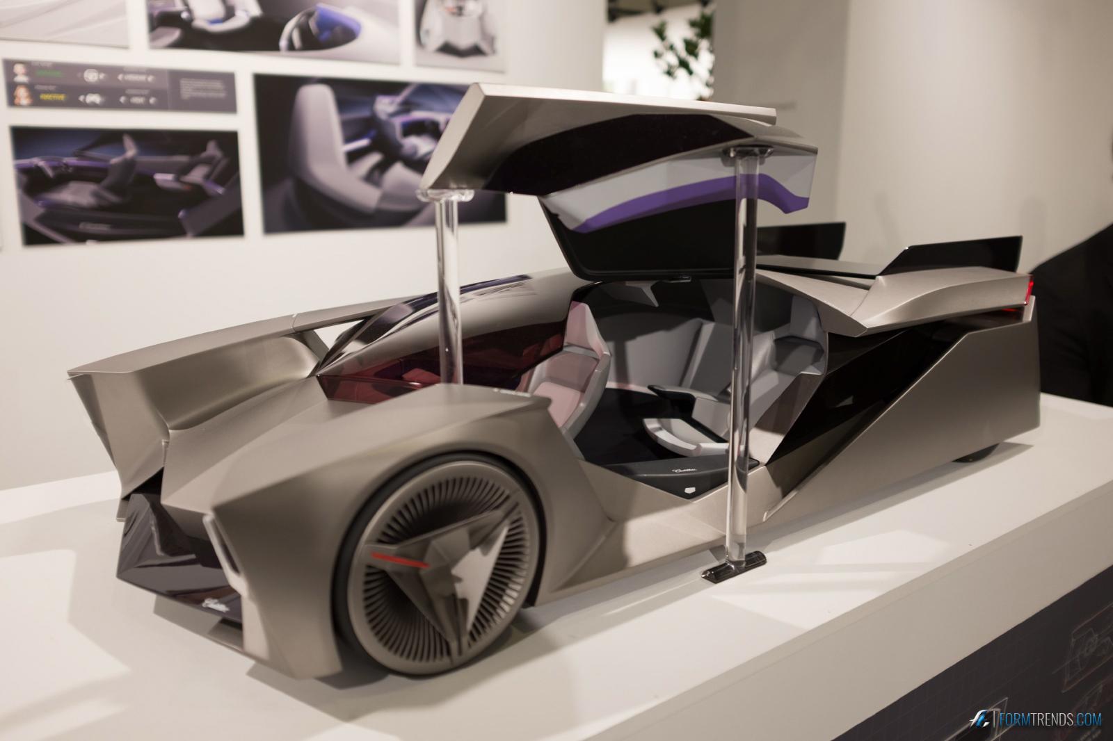In Pictures Art Center Transportation Design Spring 2019 Degree Show