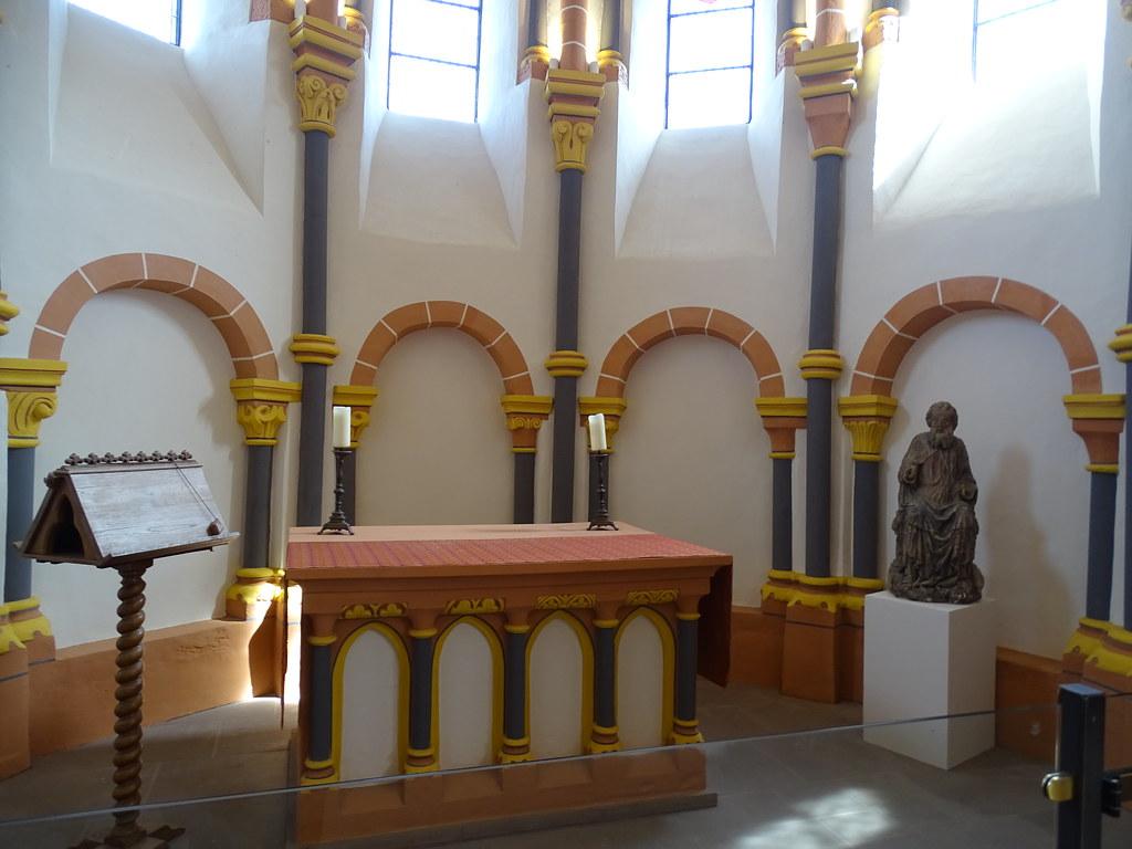 capilla del Castillo de Vianden Luxemburgo 02