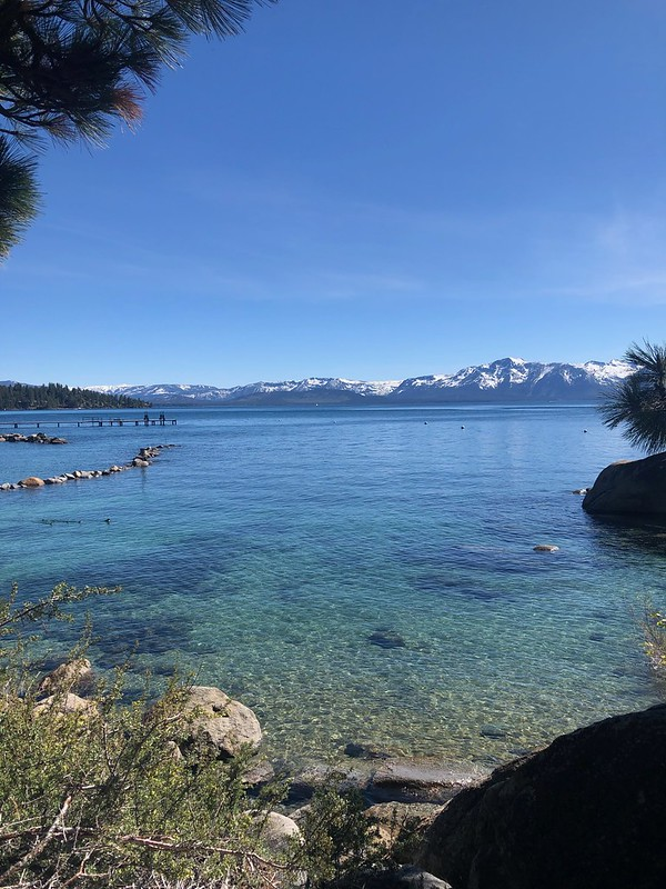 Beautiful Day in Tahoe