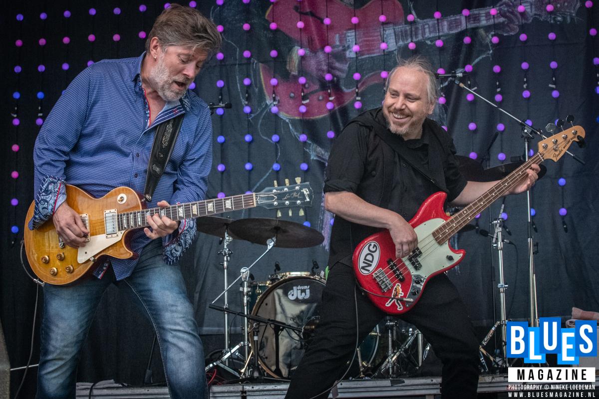 The Paul DesLauriers Band @ Grolsch Blues Festival 2019-22